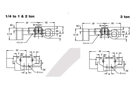 budgit crane hoist wiring diagram auto crane 5005eh wiring diagram budgit motor driven trolley on american crane & equipment ...