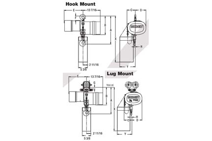 coffing hoist wiring diagram 883jg1a dayton electric hoist wiring diagram - somurich.com coffing hoist wiring diagram 115 volt #5