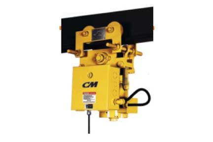 Cm Powered Tractor Drive On American Crane Amp Equipment Corp