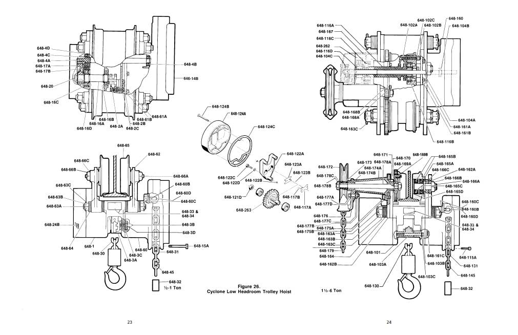 bantam crane 350 crane engine service manual