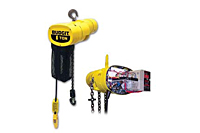 Product Photo Budgit VFD Hoist