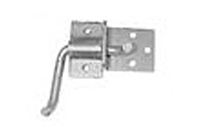 Product Image CM_Steel_Stake_Rack_Connectors_Western_Gate_Lock_Imported