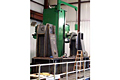 "Capabilities Photo 7"" Gidding and Lews floor type horizontal boring mill with 30' horizontal and 13' vertical travel supported with 30 ton overhead crane."