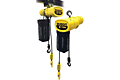 Product Photo Budgit Electric Chain Hook and Lug Mounted Hoists