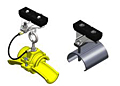 Cat Image Conductix Festoon Standard End Clamps