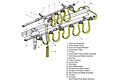 Product Image Standard-Duty-14-Gauge-C-track-System-Components