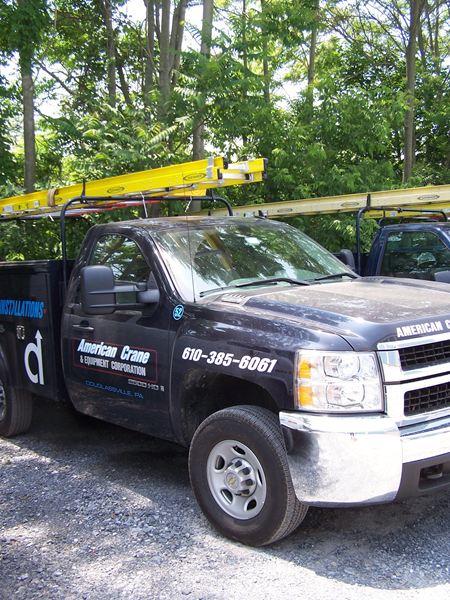 OSHA Compliant Inspections On American Crane & Equipment Corp