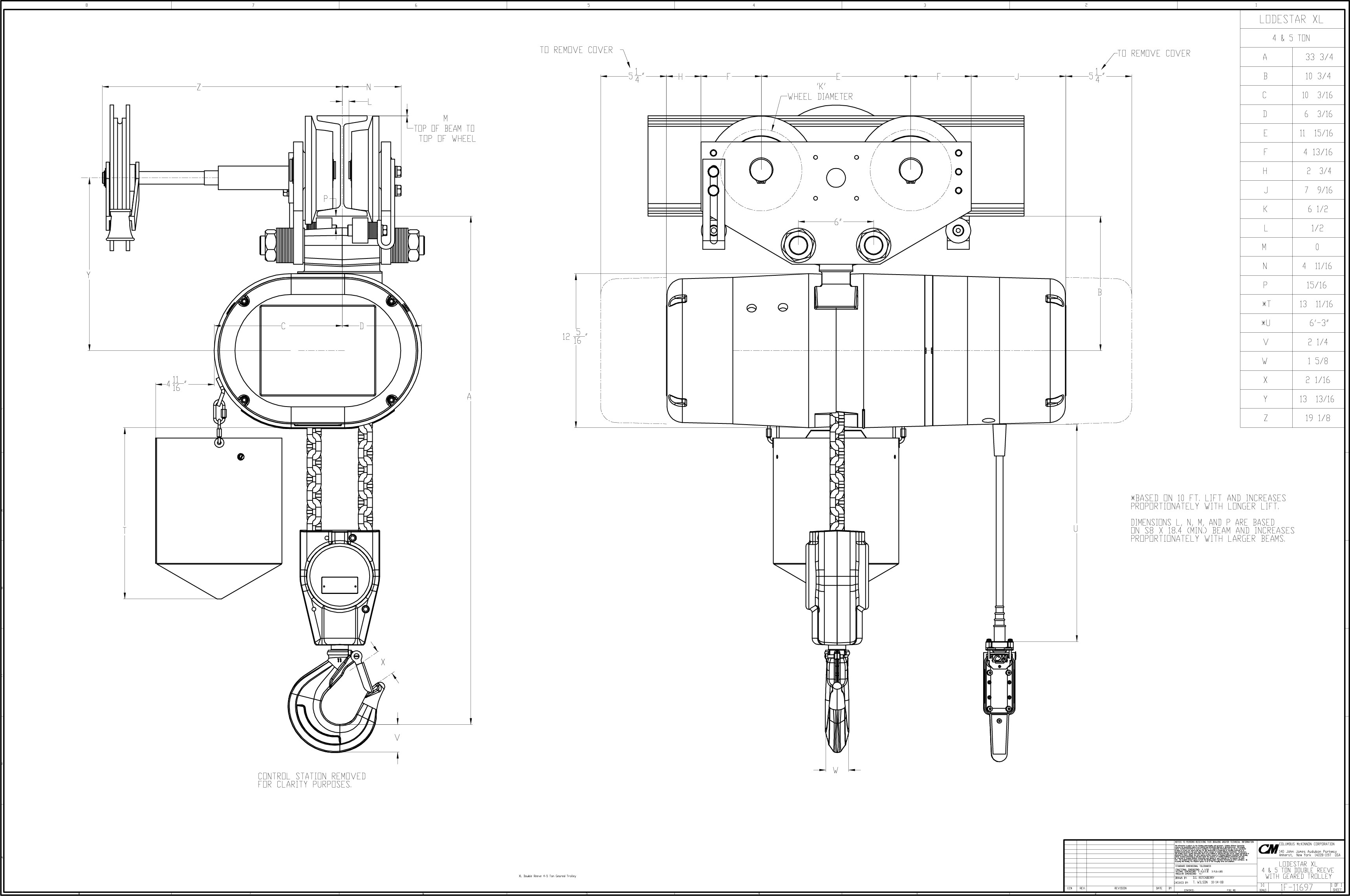 chain hoist reeving diagrams daily update wiring diagram Mini Harrington Chain Hoist