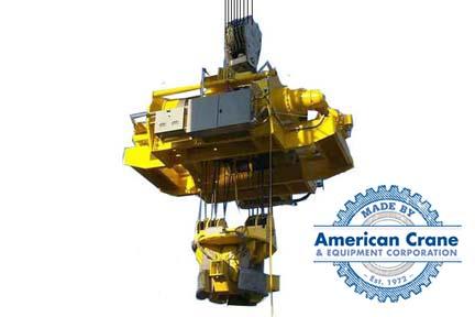 American Crane SAFLIFT® Cask Handling System