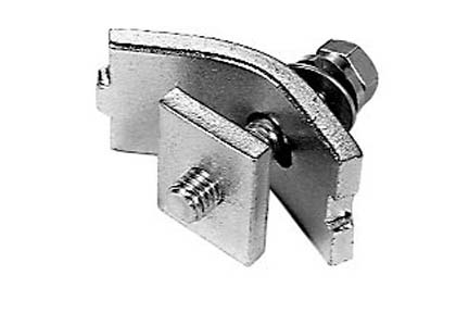 Duct-O-Wire Mounting Clamp for Cross Arm Bracket, 12 Gauge C-Track ...