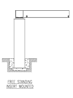 Drawing ACECO_Free_Standing_Insert_Mounted